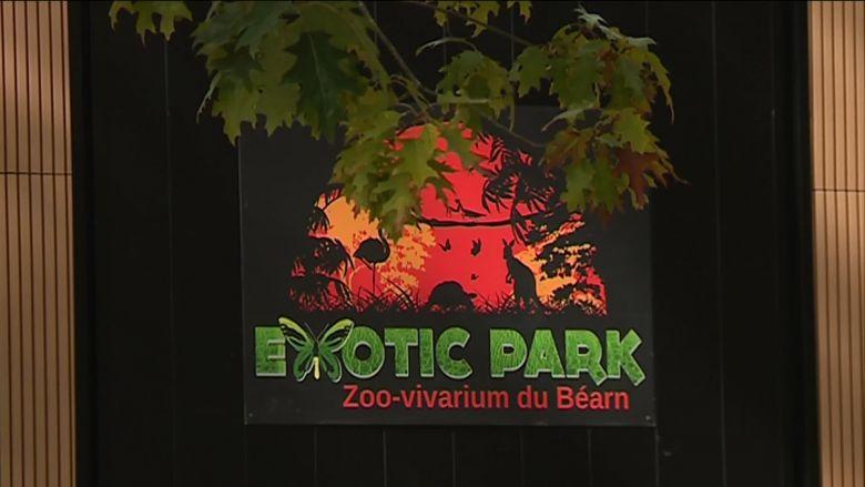 L'Exotic Park veut retrouver les visiteurs le plus rapidement possible. / © Elixabete Gonzalez Larburu / FTV