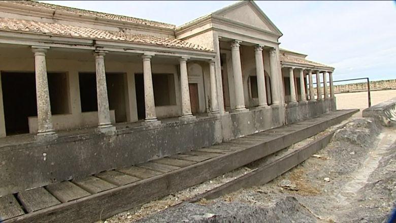 Site gallo romain à Barzan (17) / © Pierre Lahaye - France Télévisions