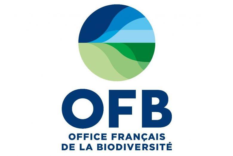 Le logo de l'Office Français de la Biodiversité, service créé le 1er janvier 2020 / © OFB